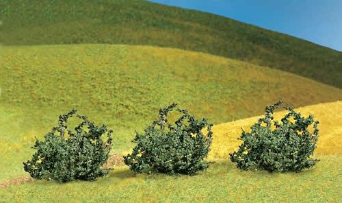 Faller 181230 - 3 PREMIUM Bushes