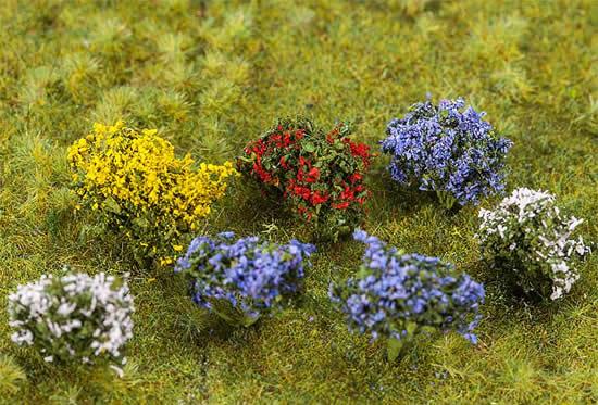 Faller 181269 - 14 Flowering bushes