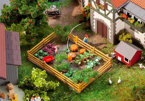 Faller 181277 - Kitchen garden