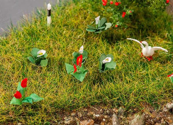 Faller 181282 - 18 Lilies