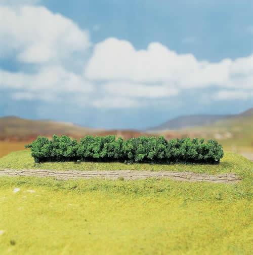Faller 181350 - 3 PREMIUM Hedges, light green