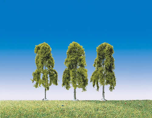 Faller 181376 - 3 Weeping birches Top Series
