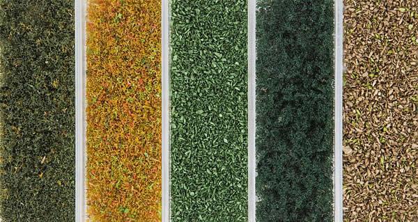 Faller 181389 - Foliage material Autumn mix, 5 varieties