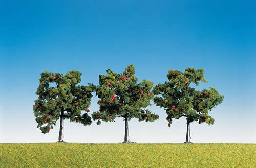 Faller 181403 - 3 Apple trees