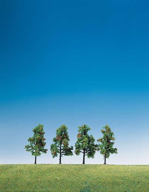 Faller 181407 - 4 Fruit trees