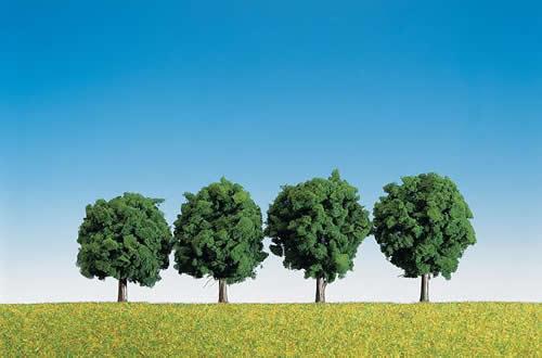 Faller 181412 - 4 Leaf trees