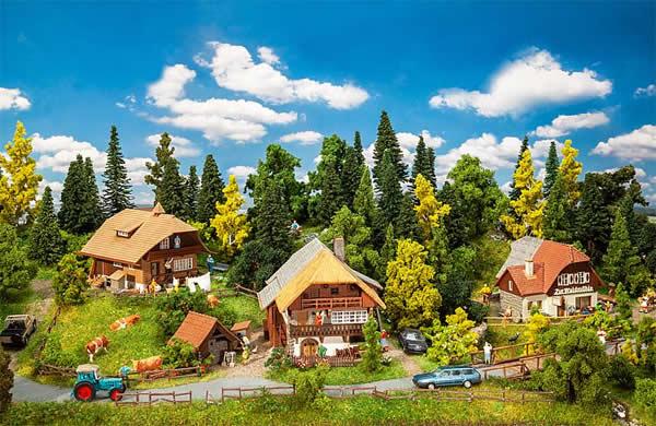 Faller 190071 - Promotional set Black Forest village