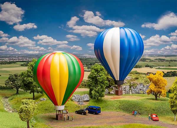 Faller 190161 - Promotional Set Balloon flight