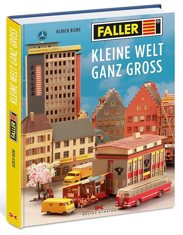 Faller 190900 - Book: Kleine Welt ganz groß - Retrobuch