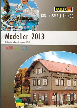 Faller 190902 - 2013 Faller Catalog