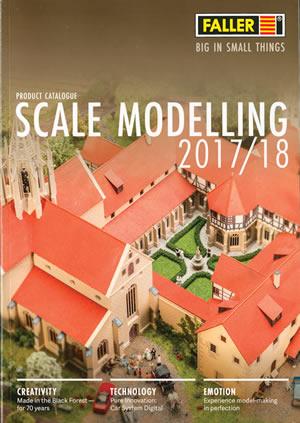 Faller 190906 - 2017 / 2018 Faller Catalog