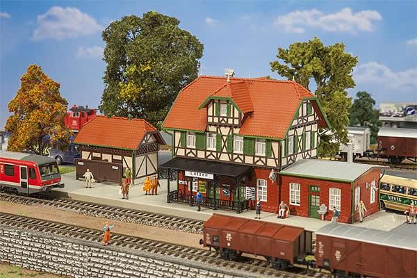 Faller 191701 - Lützen station