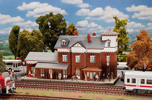 Faller 191717 - Nieder-Ramstadt-Traisa Station