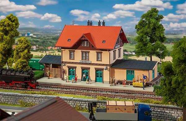 Faller 191742 - Ochsenhausen Station