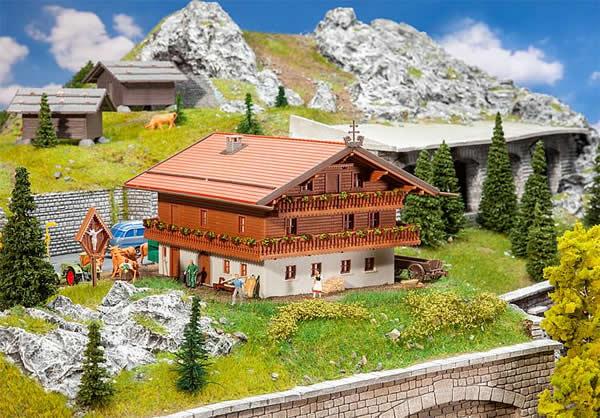 Faller 191745 - Chiemgau Alpine chalet