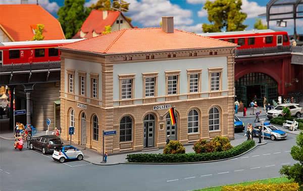 Faller 191754 - Central police station