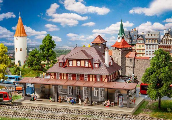 Faller 191761 - Burgschwabach Station