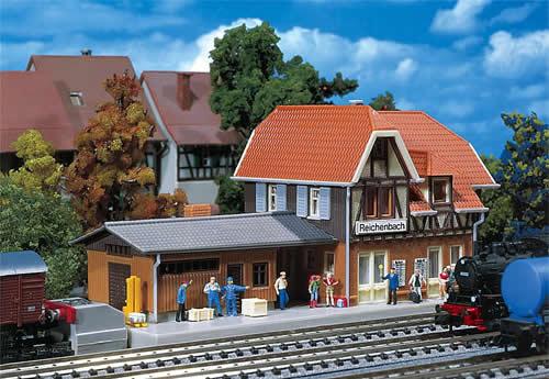 Faller 212104 - Reichenbach Station