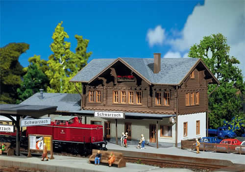 Faller 212108 - Schwarzach Station