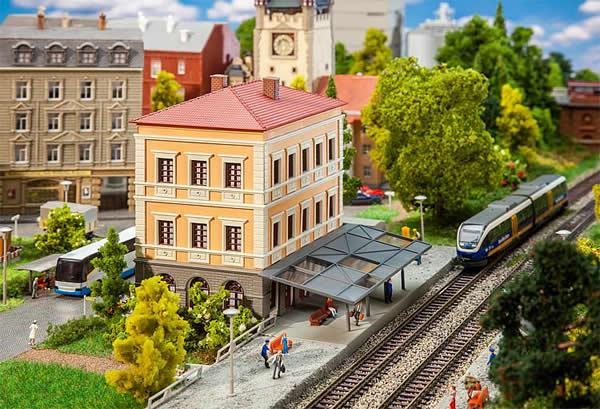 Faller 212119 - Rothenstein Station