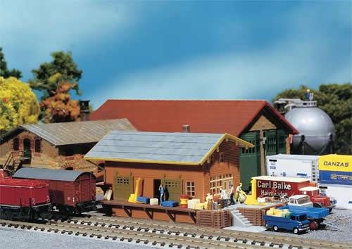 Faller 222117 - Freight house