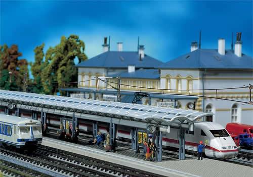 Faller 222121 - 2 ICE platforms