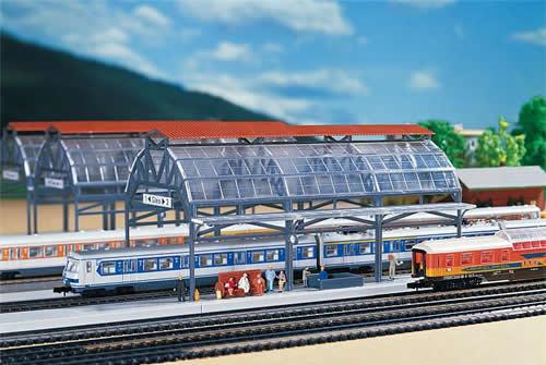 Faller 222128 - Station hall