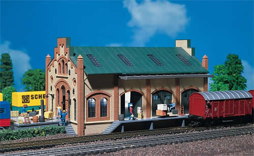 Faller 222134 - Freight shed