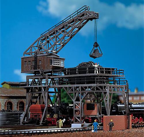 Faller 222137 - Coaling station