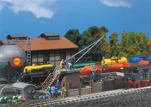 Faller 222154 - Coaling station