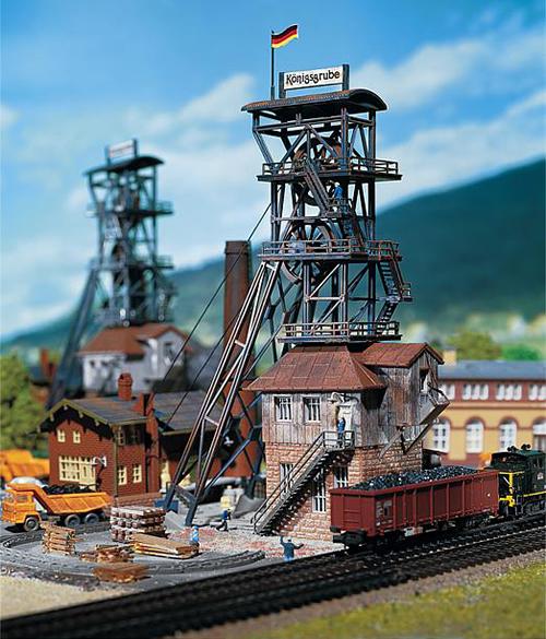 Faller 222190 - Königsgrube Hauling plant