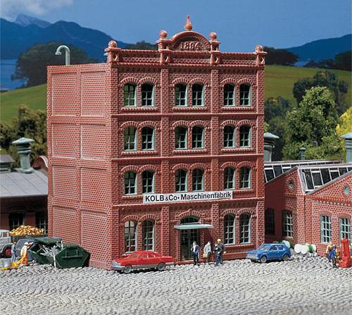 Faller 222201 - Machine factory Kolb & Co.