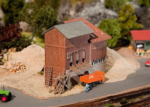 Faller 222206 - Old gravel plant