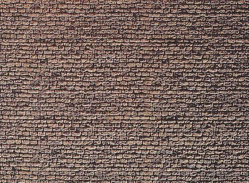 Faller 222565 - Wall card, Granite