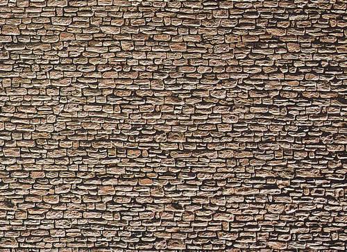 Faller 222566 - Wall card, Field stone