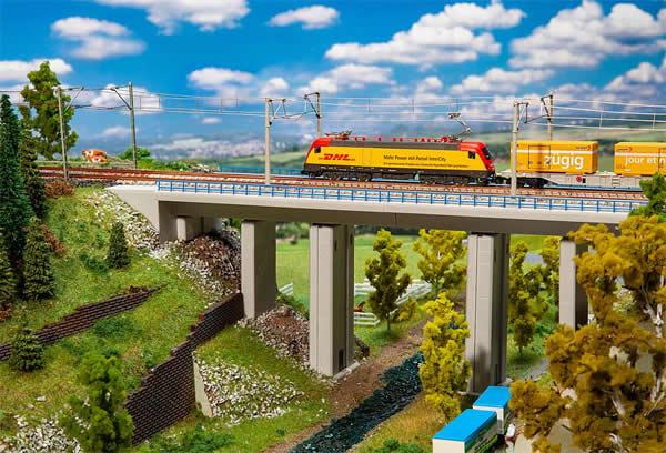 Faller 222571 - Concrete bridge