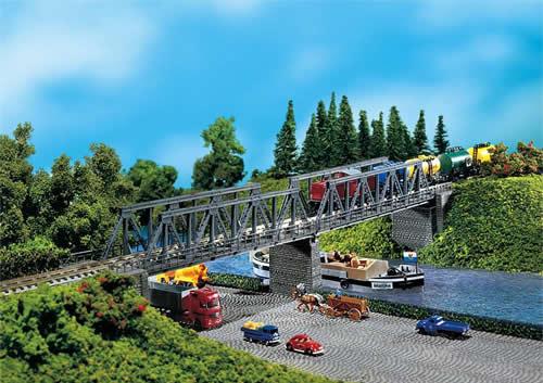Faller 222578 - 2 Box girder bridges