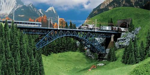 Faller 222580 - Bietschtal bridge