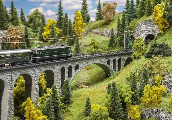 Faller 222597 - Val Tuoi Viaduct-set