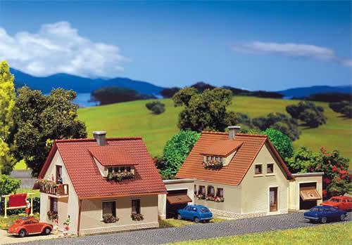 Faller 232226 - 2 One-family houses