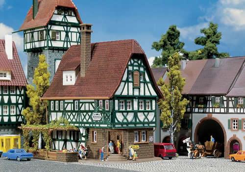 Faller 232282 - Rothenburg Inn