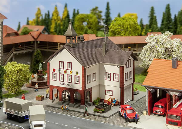 Faller 232303 - Townhall