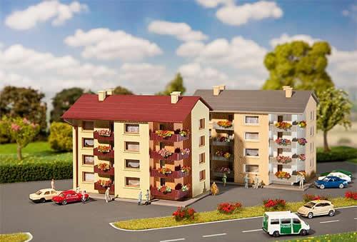 Faller 232304 - 2 Apartment buildings