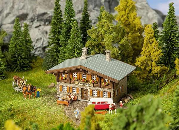 Faller 232338 - Mountain rescue chalet