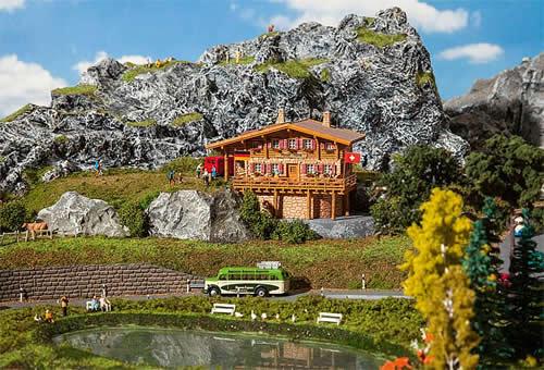 Faller 232356 - Moser-Hütte Alpine hut