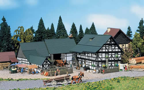 Faller 232360 - Farm