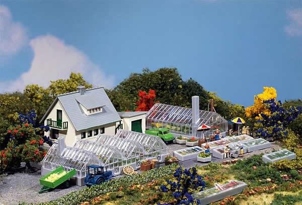 Faller 232514 - Gardener center