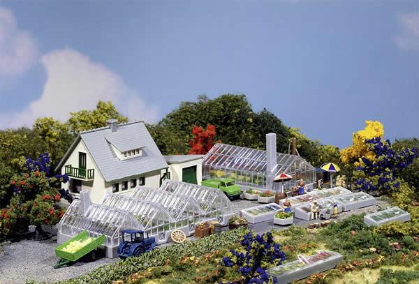 Faller 232572 - Gardener center