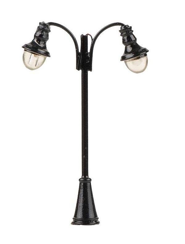 Faller 272126 - LED Light, arc luminaires, 3 pcs.