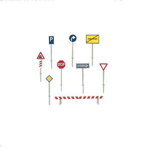 Faller 272450 - Set of traffic signs